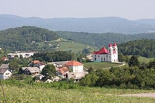 Dolnji Suhor pri Metliki Place in White Carniola, Slovenia