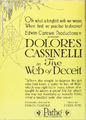 Dolores Cassinelli in The Web of Deceit by Edwin Carewe Film Daily 1920.png