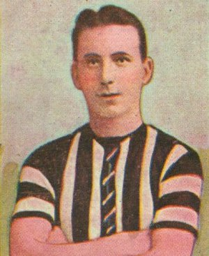 Don Fraser (footballer, born 1882) - Fraser in 1906