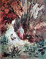 """Don Quijote, Luis Tasso, (1894?) """"Abrióle, y lo primero que halló en él..."""" (5789901964).jpg"""