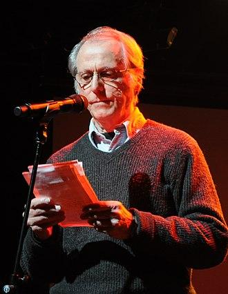 Don DeLillo - DeLillo in New York City, 2011