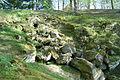 Donndorf - Fantaisie Schlosspark - künstliche Felsenquelle (15.04.2007) 02.jpg