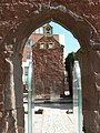 Doorway into St Catherine's Almshouses, Exeter - geograph.org.uk - 242051.jpg