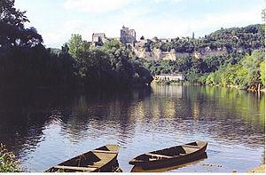 Beynac-et-Cazenac - The Dordogne River at Beynac