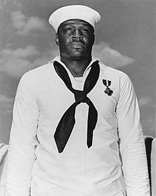Navy Officer Doris Miller (1941)