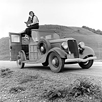 Ford B, 1936