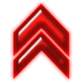 Double arrow neon red up.png
