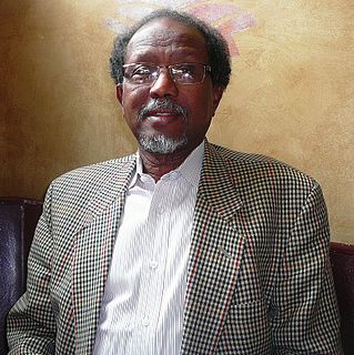 Ali Khalif Galaydh Somali politician