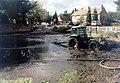 Dredging Bredgar Pond - geograph.org.uk - 2464.jpg