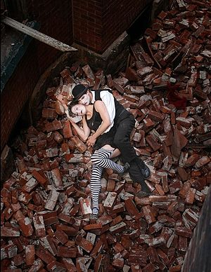 The Dresden Dolls - The Dresden Dolls, 2002