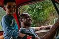 Driver and his son in Margarita Island, Nueva Esparta, Venezuela 15.jpg