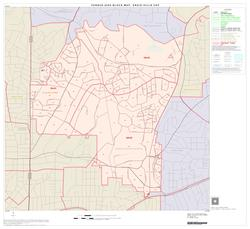 Druid Hills CDP, unincorporated DeKalb County