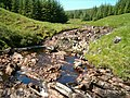 Dry cascades on Douglas Water - geograph.org.uk - 202512.jpg