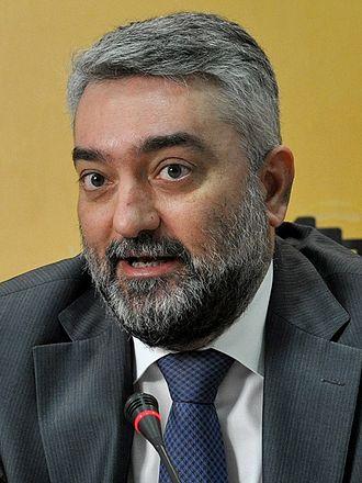 Dušan Petrović - Image: Dušan Petrović 2014 Crop