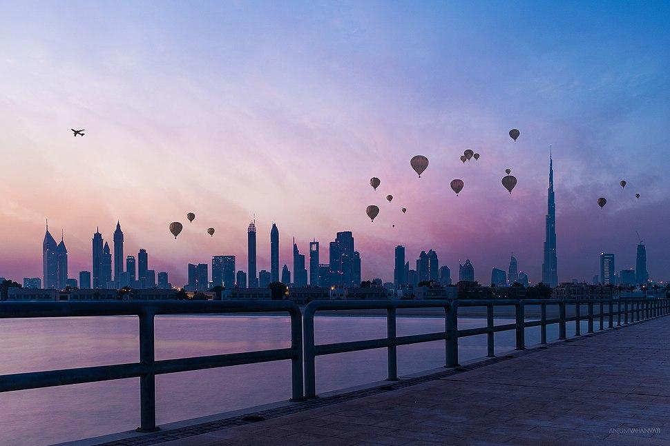Dubai Skyline (10400048016)