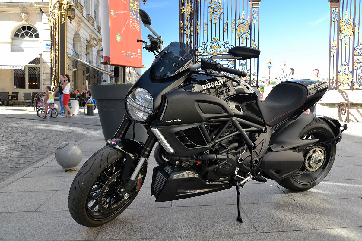 Diavel Dark Ducati