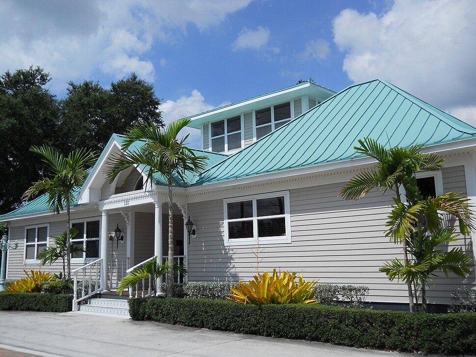 Dudley - Bessey House, Stuart, Florida 002