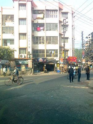 Barasat - Image: Dukbangalo More