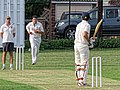 Dunmow CC v Brockley CC at Great Dunmow, Essex, England 19.jpg