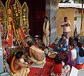 Durga Puja - Biswamilani Club - Padmapukur Water Treatment Plant Road - Howrah 2013-10-14 3469-3470.JPG