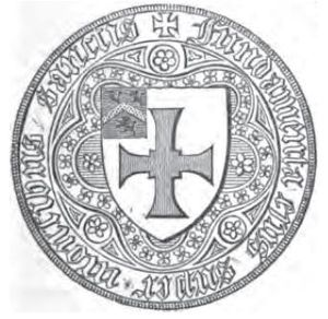 English: Full seal of the University of Durham