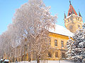 Dvorac Feštetić, Pribislavec - jugozapad.JPG