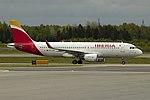 EC-LVD A320 Iberia ARN 02.jpg