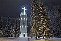 EELK Jõgeva koguduse ehitatava kiriku torn on avatud.jpg