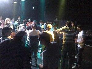 EKKO's dance floor, Utrecht (city), NL Nederla...