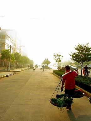 Early morning in Luoshan.jpg
