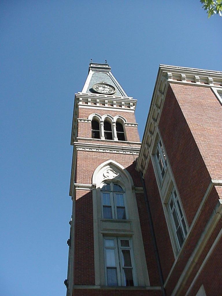 East College, DePauw University
