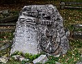 East Sheen Cemetery, grave with anchor.jpg