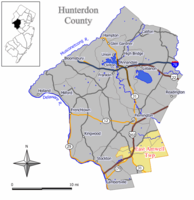 East Amwell Township, New Jersey - Wikipedia, the free encyclopediaeast amwell township