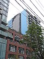 East facade of the new condo built in the facade of the old National Hotel, 2015 10 05 (4).JPG - panoramio.jpg