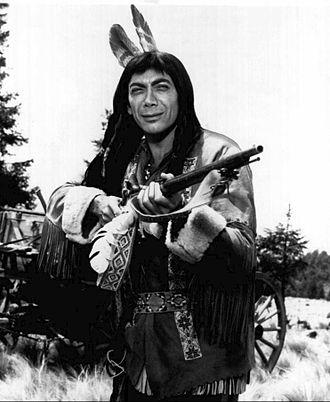 Ed Ames - Ames as Mingo in the 1960s NBC television series, Daniel Boone