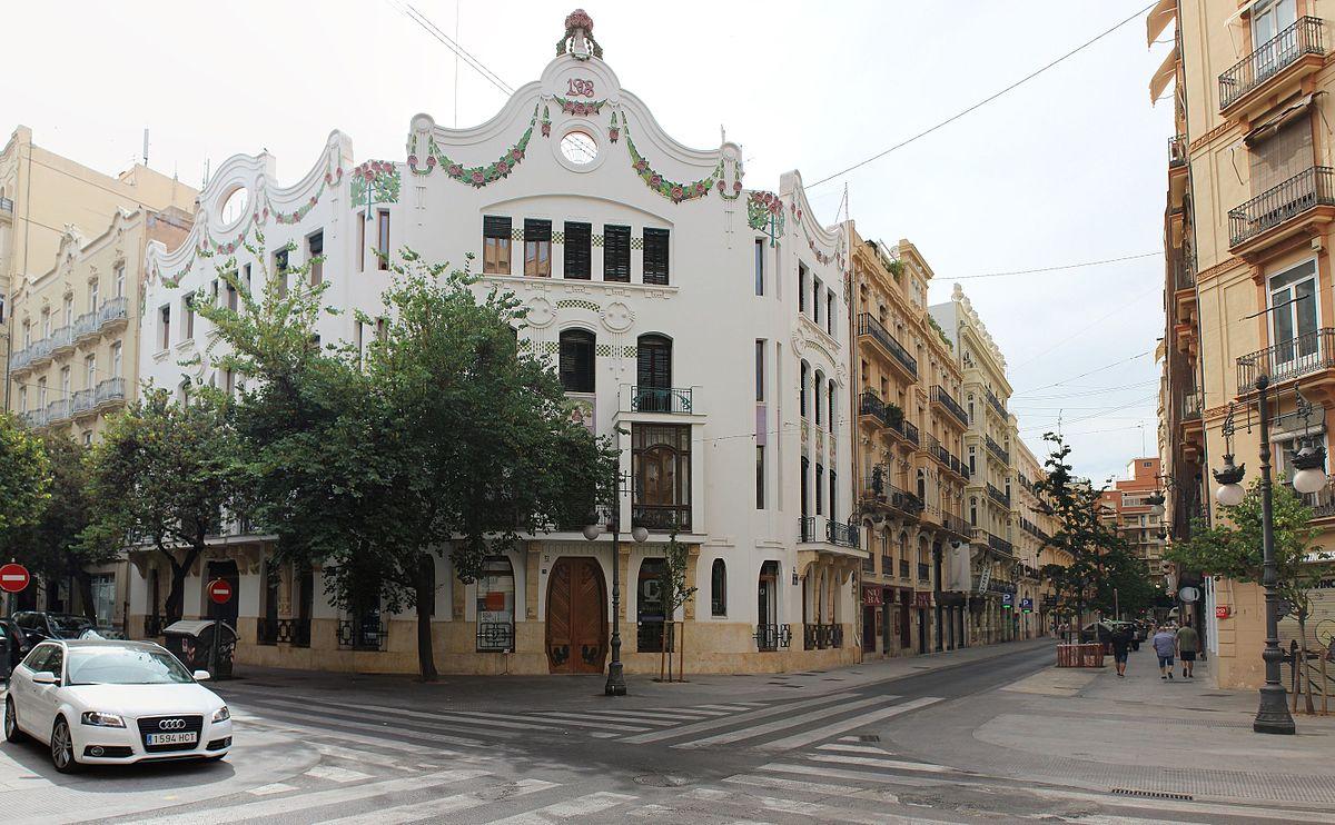 Vicente ferrer p rez wikipedia la enciclopedia libre for Arquitectos valencia