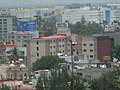 Edificios cerca de la Basílica de Guadalupe, vistos desde el Cerro del Tepeyac. - panoramio.jpg
