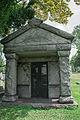 Edward F Abner mausoleum 02 - Prospect Hill Cemetery - 2014.jpg