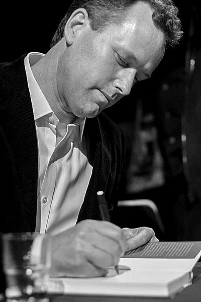 Picture of an author: Edward St. Aubyn