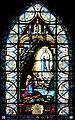 Eglise Saint Pierre de Corseul, Côtes d'Armor, France, baie 9, ND de Lourdes, 5807 rectifiée.jpg