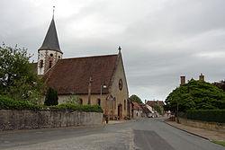 Eglise St Sixte et St Nizier à Chevagnes.JPG