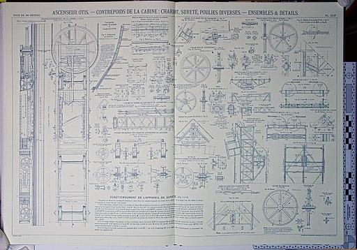 Eiffel Tower plans 27