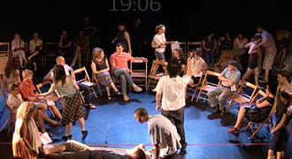 Einat Amir - Einat Amir, Choreography for a Single Viewer, 2012