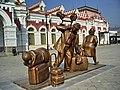 Ekaterinburg Old railway station - panoramio.jpg