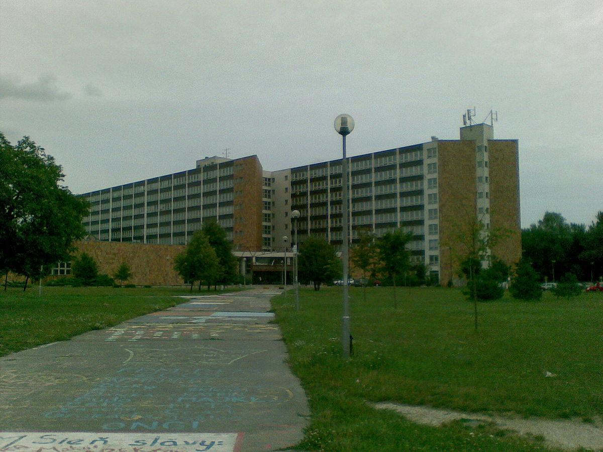 Экономический университет в Братиславе — Википедия