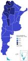 Elecciones presidenciales de Argentina de 1973, septiembre.png