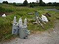Electrics, Kileen - geograph.org.uk - 295806.jpg