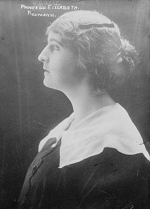 Elisabeth of Romania - Image: Elisabeta a Romaniei