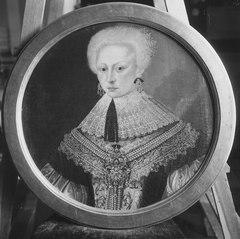 Elisabeth von Yxkull, g.m. översten friherre Fabian von Fersen i hans 2:a gifte