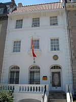 Embassy of Kyrgyzstan United States.JPG